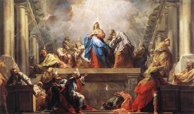 pentecost-holy-spirit-descent-on-disciples
