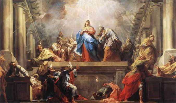 pentecost-holy-spirit-descent-on-disciples