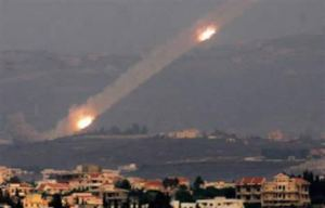 Rockets fired from Lebanon