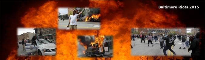Baltimore riots 2015
