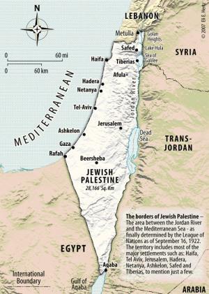 1922mandatemap