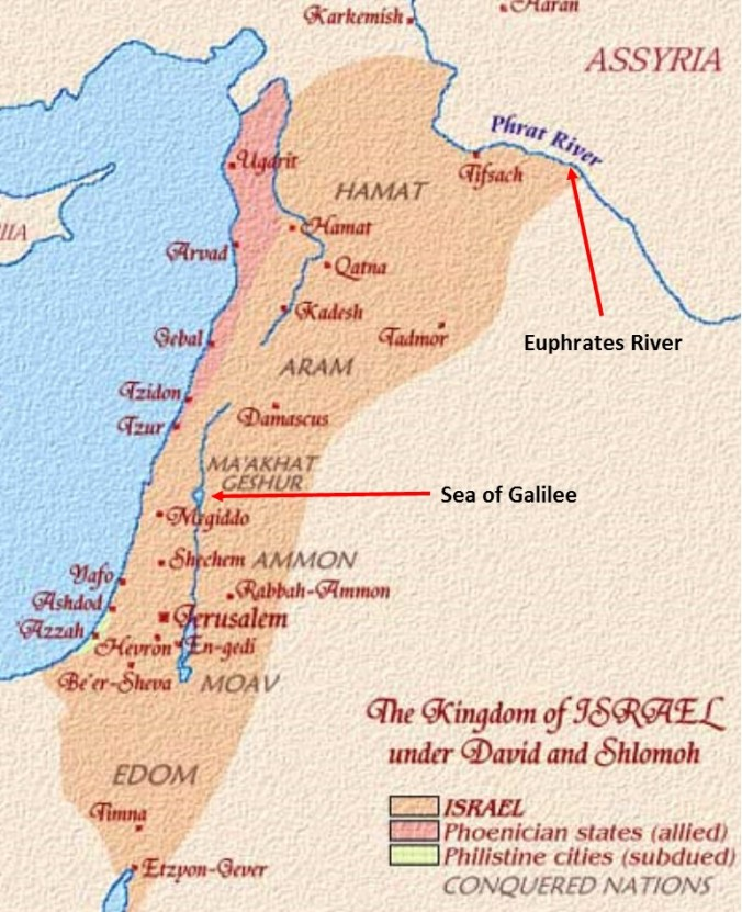 Israel under David_Solomon