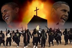 Obama turns back on Christian genocide
