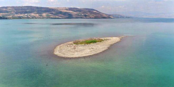 kinneret-island