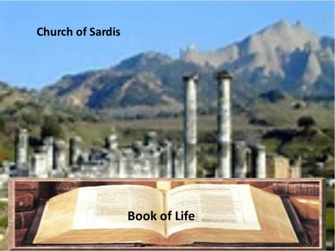 sardis and book of life