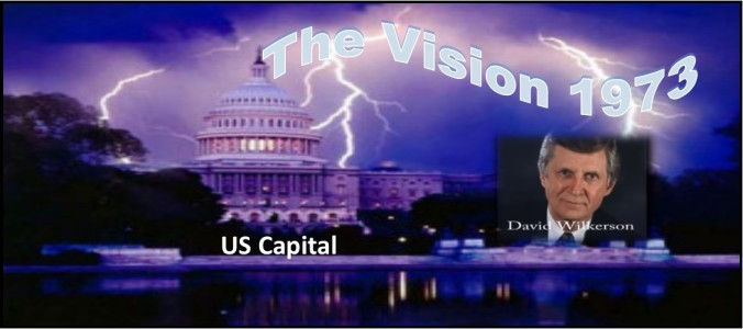 the vision David Wilerson