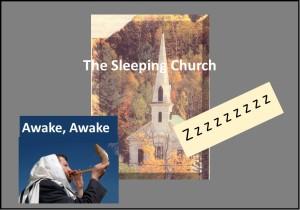 the sleeping church