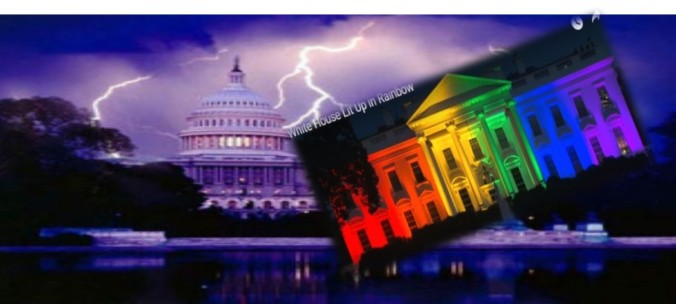 corrupt white house