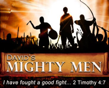 Davids mighty men