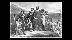 pilgrims john winthrop