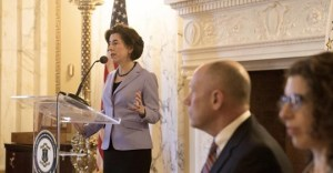 Rhode Island Govenor signs pro abortion law