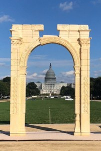 arch of Baal in WashingtonDC