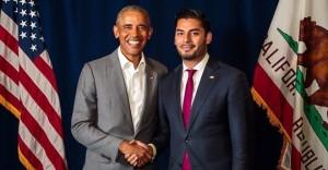 Obama endorses Muslim