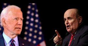 Biden vs Gulioni