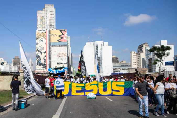 March for Jesus 2019 - Sao Paulo
