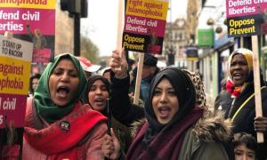 muslim oppose McDonalds