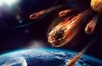 asteroid hitting earth 2