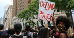 BLM defund the police