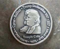 Trump Cyrus Coin