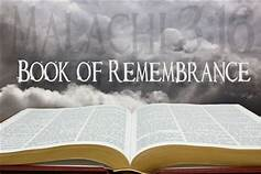 book of remembrance