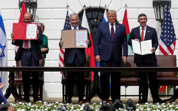 Israeli peace deal