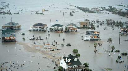 hurricane Ike 367.9 billion