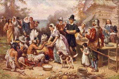 Pilgrim's Thanksgiving