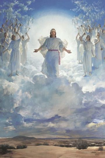 2nd coming of Jesus