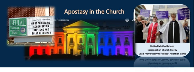 apostacy in the church