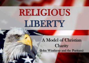 John Winthrop Model of Christian Charity